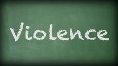 Violence_chalkboard
