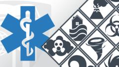 Disaster-nursing-mooc-logo---star-of-life